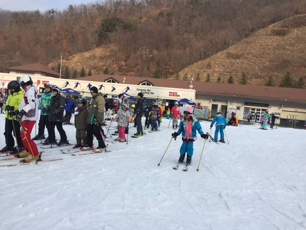 nami island & elysian gangchon korea ski resort tour package - trazy