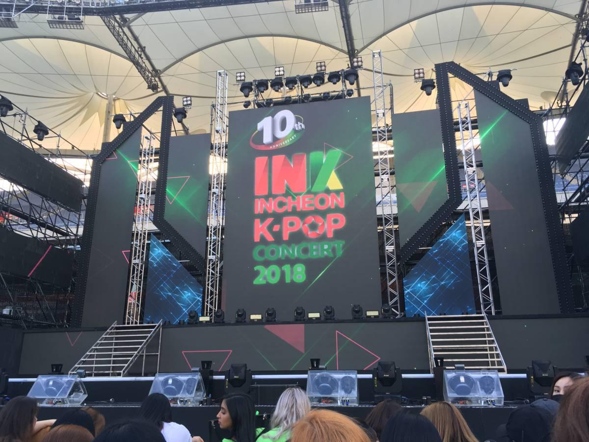 INK Concert 2018 Ticket + Bus Transfer (Sep 1)